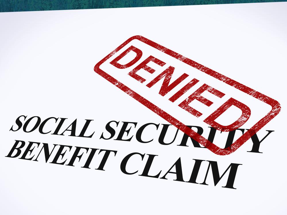 Social Security Disability - Claim Denied