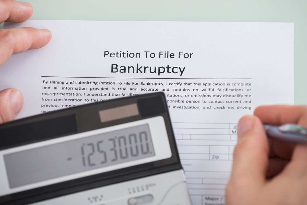 Wondering if it is time to file bankruptcy?
