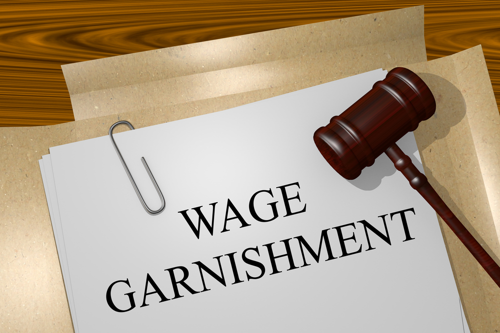 Bankruptcy Can Help Recover Garnished Wages